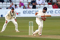 Nick Browne in batting action for Essex during Essex CCC vs Middlesex CCC, Specsavers County Championship Division 1 Cricket at The Cloudfm County Ground on 26th June 2017