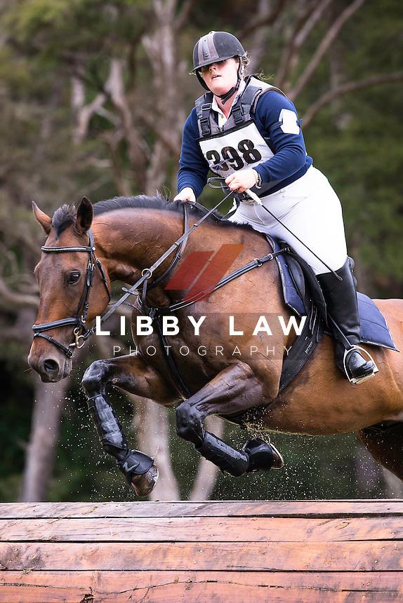 NZL-Emma McDermott (TELEGAM SAM) 3C NZPC 80: 2015 NZL-Hunua Pony Club ODE (Sunday 1 February) CREDIT: Libby Law COPYRIGHT: LIBBY LAW PHOTOGRAPHY
