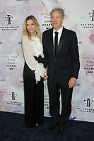 05 June 2019 - New York, New York - Michelle Pfeiffer and David E. Kelley. 2019 Fragrance Foundation Awards held at the David H. Koch Theater at Lincoln Center.    <br /> CAP/ADM/LJ<br /> ©LJ/ADM/Capital Pictures