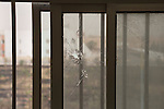 28/09/2014. Rabia, Syria.