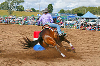 Rodeo_Barrel Race