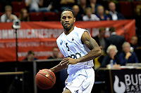 GRONINGEN - Basketbal, Donar - BSW Weert, Martiniplaza,  Dutch Basketball League, seizoen 2017-2018, 28-10-2017,  Donar speler Teddy Gipson