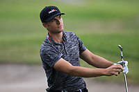 Laurie Canter (ENG) in action during the first round of the Shot Clock Masters, played at Diamond Country Club, Atzenbrugg, Vienna, Austria. 07/06/2018<br /> Picture: Golffile | Phil Inglis<br /> <br /> All photo usage must carry mandatory copyright credit (&copy; Golffile | Phil Inglis)