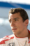 30 May 2008: Justin Wilson (XEN) at the ABC Supply Company Inc. AJ Foyt 225 IndyCar race at the Milwaukee Mile, West Allis, Wisconsin.