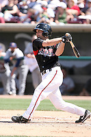Kevin Hansen  -  Lake Elsinore Storm playing against the Lancaster JetHawks at the Diamond, Lake Elsinore, CA - 05/16/2010.Photo by:  Bill Mitchell/Four Seam Images