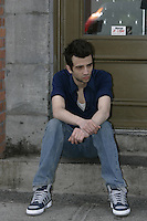Montreal (Qc) CANADA - May 2010 -The Trotsky written and directed by <br /> Jacob Tierney : Jay Baruchel