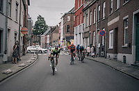 breakaway group<br /> <br /> 97th Brussels Cycling Classic (1.HC)<br /> 1 Day Race: Brussels &gt; Brussels (201km)