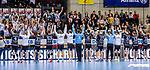THW KIel bei den Fans / TVB 1898 Stuttgart - THW Kiel / DHB Pokal Viertelfinale / HBL / 1.Handball-Bundesliga / SCHARRrena / Stuttgart Baden-Wuerttemberg / Deutschland beim Spiel im DHB Pokal Viertelfinale, TVB 1898 Stuttgart - THW Kiel.<br /> <br /> Foto © PIX-Sportfotos *** Foto ist honorarpflichtig! *** Auf Anfrage in hoeherer Qualitaet/Aufloesung. Belegexemplar erbeten. Veroeffentlichung ausschliesslich fuer journalistisch-publizistische Zwecke. For editorial use only.