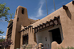 Museum of Fine Art, Museum of New Mexico, Santa Fe, New Mexico