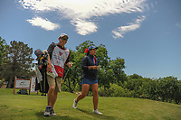 Anne Chen (AUS) departs the 13th tee box during round 1 of  the Volunteers of America Texas Shootout Presented by JTBC, at the Las Colinas Country Club in Irving, Texas, USA. 4/27/2017.<br /> Picture: Golffile | Ken Murray<br /> <br /> <br /> All photo usage must carry mandatory copyright credit (&copy; Golffile | Ken Murray)