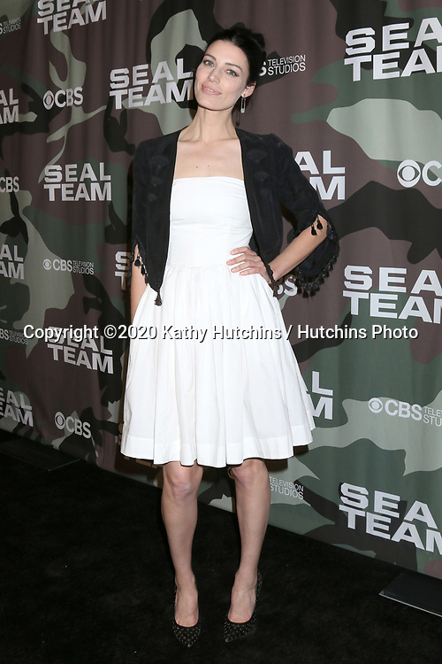 "LOS ANGELES - FEB 25:  Jessica Pare at the ""Seal Team"" Screening at the ArcLight Hollywood on February 25, 2020 in Los Angeles, CA"