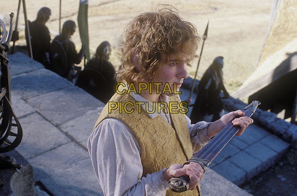 BILLY BOYD.in The Lord Of The Rings: The Return Of The King.Filmstill - Editorial Use Only.Ref: FB.www.capitalpictures.com.sales@capitalpictures.com.Supplied by Capital Pictures