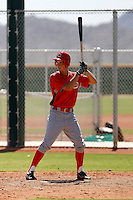 Carter Morrison - Cincinnati Reds 2009 Instructional League. .Photo by:  Bill Mitchell/Four Seam Images..