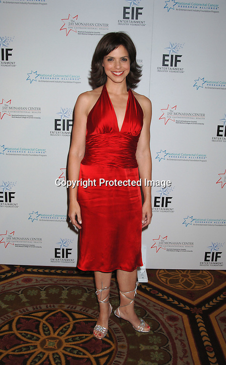 Soledad O'Brien ..at The Entertainment Industry Foundation National Colorectal Cancer Research Alliance and The Jay Monahan Center for Gastrointestinal Health Hollywood Meets Motown Benefit on March 15, 2006 at The Waldorf Astoria Hotel. ..Robin Platzer, Twin Images