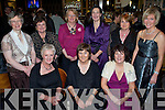 4413-4417.Captain's Dinner - Enjoying the night out at The Ardfert Golf Club Joint Captain's Dinner Dance held in The Ballyroe Heights Hotel on Saturday night were seated l/y Margaret Byrne, Mary Savage & Margaret Lawler, standing l/r Phyllis Mason, Maire Baily, Geraldine O'Connor, Sharon Cahill, Angela Deenihan and Kathleen Pierse. ...................................................................... ............   Copyright Kerry's Eye 2008