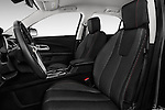 Front seat view of 2016 Chevrolet Equinox LT 5 Door Suv Front Seat  car photos