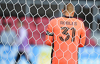 WASHINGTON, DC - MARCH 07: Luis Robles #31 of Inter Miami CF during the game during a game between Inter Miami CF and D.C. United at Audi Field on March 07, 2020 in Washington, DC.