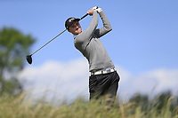 Eugene Smith (Laytown &amp; Bettystown) during the 1st round of the East of Ireland championship, Co Louth Golf Club, Baltray, Co Louth, Ireland. 02/06/2017<br /> Picture: Golffile | Fran Caffrey<br /> <br /> <br /> All photo usage must carry mandatory copyright credit (&copy; Golffile | Fran Caffrey)