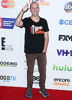 HOLLYWOOD, LOS ANGELES, CA, USA - SEPTEMBER 05: Tony Hale arrives at the 4th Biennial Stand Up To Cancer held at Dolby Theatre on September 5, 2014 in Hollywood, Los Angeles, California, United States. (Photo by Xavier Collin/Celebrity Monitor)