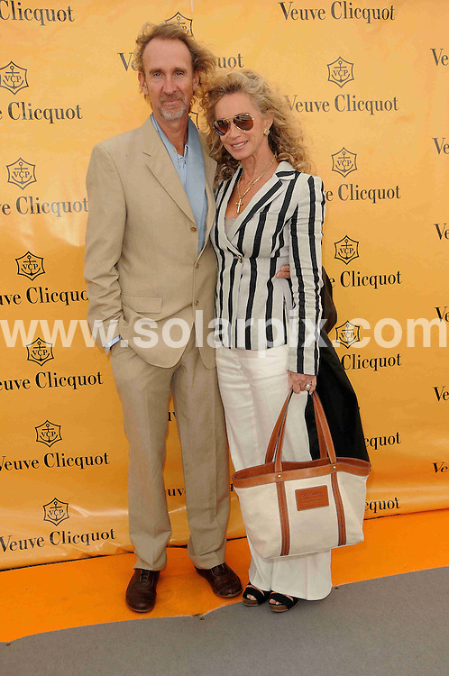 **ALL ROUND PICTURES FROM SOLARPIX.COM**.**WORLDWIDE SYNDICATION RIGHTS**.Veuve Clicquot Gold Cup Polo Final, Cowdray Park, Midhurst, UK. 19 July 2009..This pic: Mike Rutherford..JOB REF: 9528 MSR    DATE: 19_07_2009.**MUST CREDIT SOLARPIX.COM OR DOUBLE FEE WILL BE CHARGED**.**ONLINE USAGE FEE GBP 50.00 PER PICTURE - NOTIFICATION OF USAGE TO PHOTO @ SOLARPIX.COM**.**CALL SOLARPIX : +34 952 811 768 or LOW RATE FROM UK 0844 617 7637**