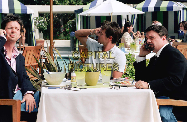SEAN HAYES, JOSH DUHAMEL & NATHAN LANE.in Win A Date With Tad Hamilton.Filmstill - Editorial Use Only.Ref: FB.www.capitalpictures.com.sales@capitalpictures.com.Supplied by Capital Pictures