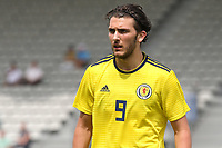 Fraser Hornby of Everton and Scotland U21's during South Korea Under-21 vs Scotland Under-21, Tournoi Maurice Revello Football at Stade Parsemain on 2nd June 2018
