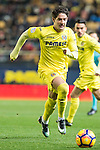 Alexandre Rodrigues da Silva, Pato, of Villarreal CF in action during their La Liga match between Villarreal CF and Valencia CF at the Estadio de la Cerámica on 21 January 2017 in Villarreal, Spain. Photo by Maria Jose Segovia Carmona / Power Sport Images