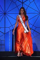 SAO PAULO, 11 DE AGOSTO DE 2012. MISS SAO PAULO 2012. A Miss Jau,Francine Pantaleao, desfila durante o concurso Miss Sao Paulo na noite deste sabado. FOTO - ADRIANA SPACA BRAZIL PHOTO PRESS