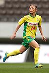 Shoko Chino (JEF Ladies), APRIL 4, 2015 - Football /Soccer : Plenus Nadeshiko League 2015 between Urawa Reds Ladies 0-1 JEF United Ichihara Chiba Ladies at Fukuda Denshi Arena, Chiba, Japan. (Photo by Sho Tamura/AFLO SPORT) [1180]