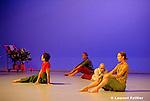 Au théâtre de la Ville de Paris..Concept et chorégraphie : Hervé Robbe