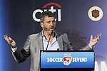 The Sportsman's Dinner - An evening with Andy Townsend, ahead of HKFC Citi Soccer Sevens 2017 on 25 May 2017 at the Hong Kong Football Club, Hong Kong, China. Photo by Chris Wong / Power Sport Images