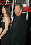 "LOS ANGELES, CA. - January 26: Mel Gibson and Oksana Grigorieva attend the ""Edge Of Darkness"" Los Angeles Premiere at Grauman's Chinese Theatre on January 26, 2010 in Los Angeles, California."