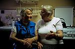 Novy Tomysl - Kitchentalk. Elsa talks about the old days. She still speaks fluent Polish.