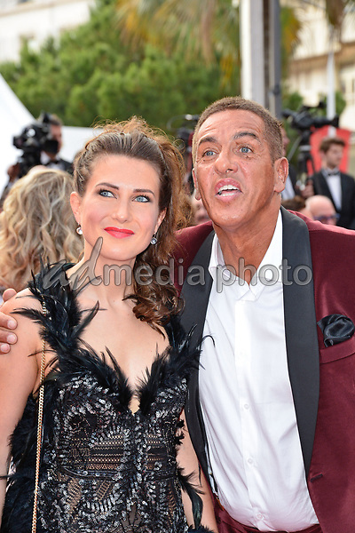 "25 May 2017 - Cannes, France - Samy Naceri, Guests. ""Twin Peaks"" Premiere - The 70th Annual Cannes Film Festival. Photo Credit: Jan Sauerwein/face to face/AdMedia"
