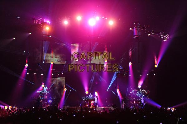LONDON, ENGLAND - NOVEMBER 23: 'Linkin Park'  performing at the o2 Arena on November 23, 2014 in London, England.<br /> CAP/MAR<br /> &copy; Martin Harris/Capital Pictures