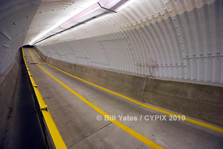 Daytona International Speedway - Rolex 24 at Daytona - 2011 - Turn 4 Tunnel - (c)© BillYatesCYPIX 2011