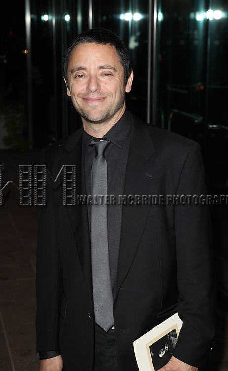 Steven Brinberg attending the Memorial To Honor Marvin Hamlisch at the Peter Jay Sharp Theater in New York City on 9/18/2012.