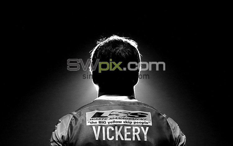 PICTURE BY VAUGHN RIDLEY/SWPIX.COM - Rugby League - Super League - Leeds Rhinos v Wigan Warriors - Headingley, Leeds, England - 15/03/13 - Leeds Joe Vickery.