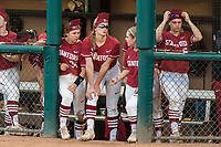 Stanford Softball vs Arizona State, April 27, 2019