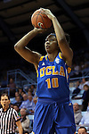 16 November 2014: UCLA's Kacy Swain. The University of North Carolina Tar Heels hosted the University of California Los Angeles Bruins at Carmichael Arena in Chapel Hill, North Carolina in a 2014-15 NCAA Division I Women's Basketball game. UNC won the game 84-68.