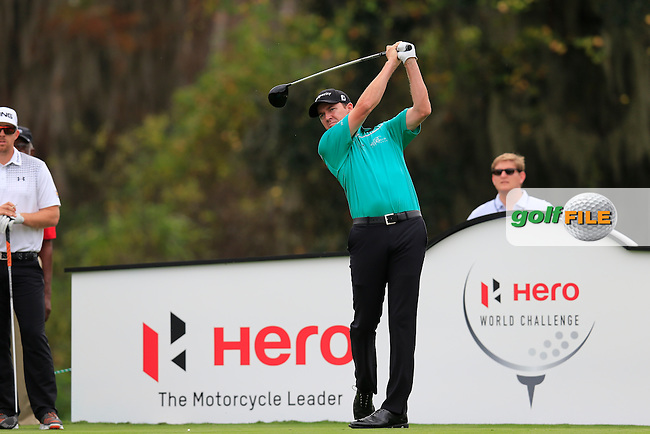 Jimmy Walker (USA) during round 4 of the Hero World Challenge, Isleworth Golf &amp; Country Club, Windermere, Orlando Florida, USA. 07/12/2014<br /> Picture Fran Caffrey, www.golffile.ie