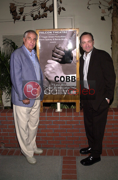 Garry Marshall and Kevin Spacey