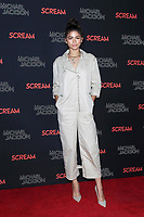 LOS ANGELES - OCT 24: Zendaya at The Estate of Michael Jackson and Sony Music present Michael Jackson Scream Halloween Takeover at TCL Chinese Theatre IMAX on October 24, 2017 in Los Angeles, California