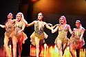 HOLLYWOOD, FL - FEBRUARY 25: Emma Slater, Witney Carson, Jenna Johnson, Lindsay Arnold and Daniella Karagach perform on stage during 'Dancing With The Stars Live' at Hard Rock Live at Seminole Hard Rock Hotel & Casino Hollywood on February 25, 2020 in Hollywood, Florida. ( Photo by Johnny Louis / jlnphotography.com )