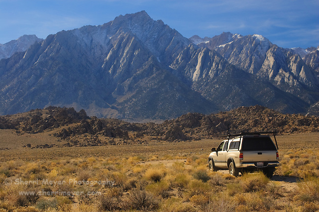 Exploring the Alabama Hills, Lone Pine, California