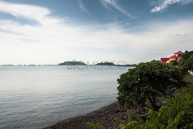 Biomuseo, octubre 2014, Panamá. @Fernando Alda