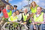 CLEANING UP: Members of the Ballybunion Tidy Towns Committee who are hoping to up their points in the competition this year, l-r: Marianne Briscoe, Sgt Michael McCarthy, Bernard O'Callaghan, Fiona O'Callaghan, Padraig O'Sullivan, Maura Hanrahan, John Shanahan.