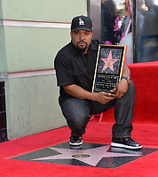 Ice Cube Star Ceremony