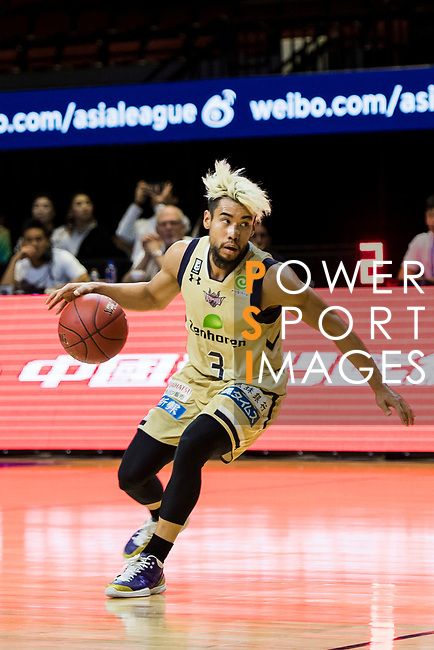 Nagoya Diamond Dolphins vs Ryuku Golden Kings during The Asia League's 'The Terrific 12' Semi-final match at Studio City Event Center on 22 September 2018, in Macau, Macau. Photo by Marcio Rodrigo Machado / Power Sport Images for Asia League