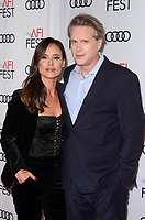 HOLLYWOOD, CA - NOVEMBER 09: Cary Elwes, Marie Kubikoff at AFI Fest 2017 Opening Night Gala Screening Of Netflix's Mudbound at TCL Chinese Theatre on November 9, 2017 in Hollywood, California. <br /> CAP/MPI/DE<br /> &copy;DE/MPI/Capital Pictures